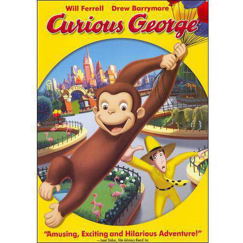 Curious George (Widescreen)