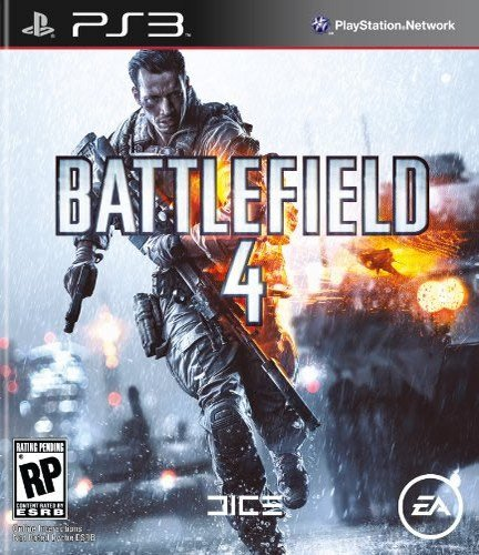 Battlefield 4 Limited Edition (PS3)