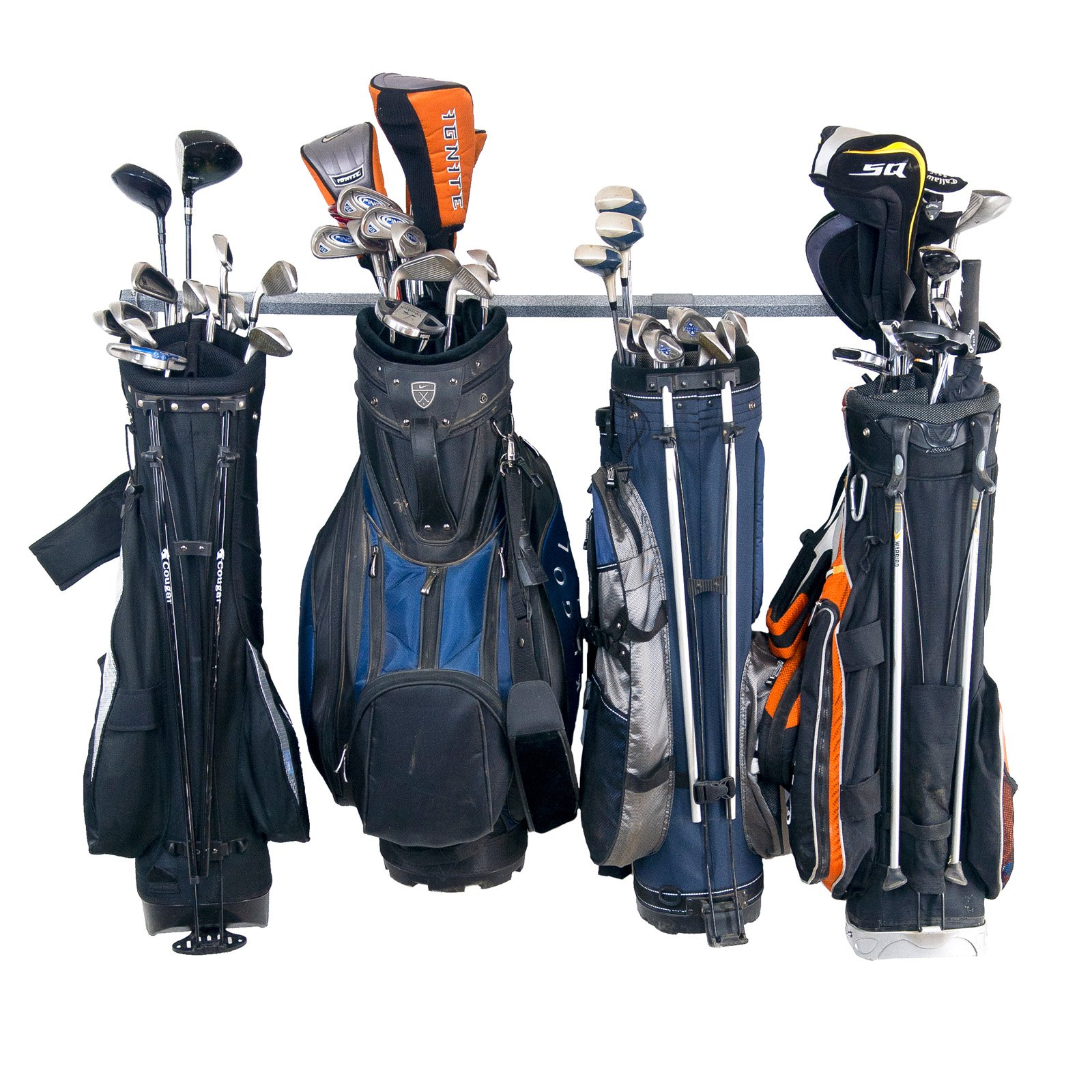 Monkey Bar Storage Large 6 Golf Bag Rack