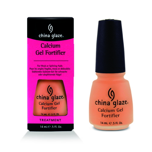 (6 Pack) CHINA GLAZE Calcium Gel Fortifier - CGT906