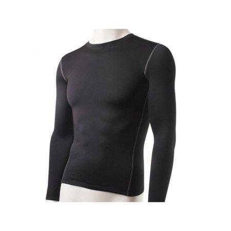 Lavaport Men's Long Sleeve Thermal Underwear Undershirt Tops