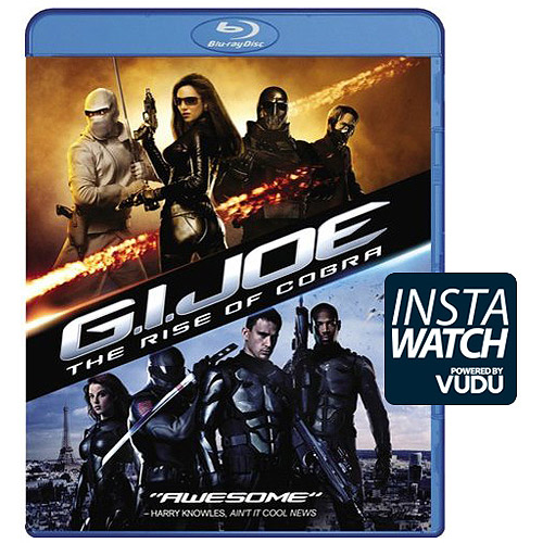 G.I. Joe: The Rise Of Cobra (Blu-ray) (With INSTAWATCH) (Widescreen)