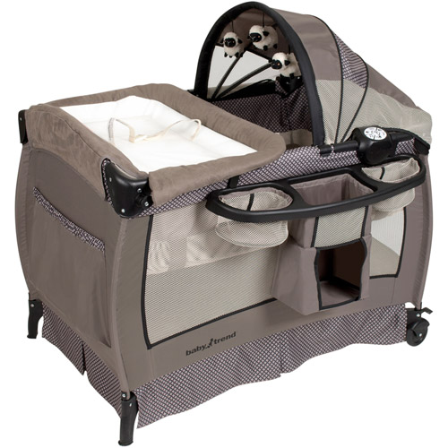 Baby Trend Deluxe Nursery Center Playard, Hathaway