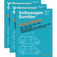 Volkswagen Eurovan Repair Manual