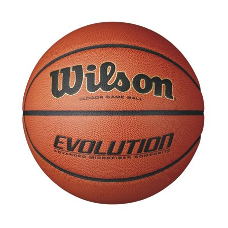 Wilson Evolution Indoor Game - Spirit Ideas For Basketball Games