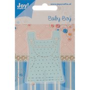 Joy! Crafts Cut & Emboss Die-baby Boy Pa