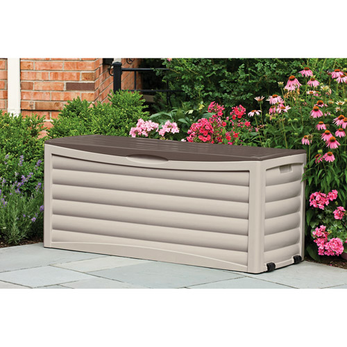 103 Gallon Deck Box