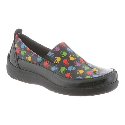 Klogs Ashbury Women's Leather Patent Comfort Clog - Hands Patent Leather 16c8ab