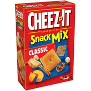 Cheez-It Baked Classic Snack Crackers Mix, 10.5 Oz.