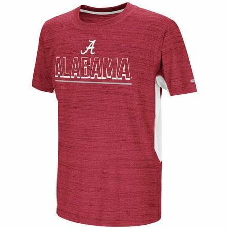 Alabama Crimson Tide Youth NCAA Over The Fence Short Sleeve T-Shirt - Crimson Alabama Crimson Tide Ipod