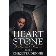Heart of Stone Series Book 2 Jordan&Damon (Paperback)