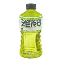 Powerade Zero Lemon Lime Sports Drink, 32 Fl. Oz.