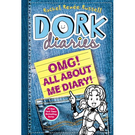 Dork Diaries OMG! : All About Me Diary! (All About Me Art Projects For Toddlers)