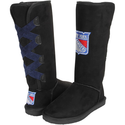 Women's Cuce New York Rangers Victor Boots by Cuce Shoes