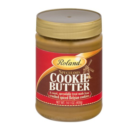 Roland Speculoos Cookie Butter, 14.1 oz