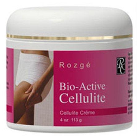 Rozge Cosmeceutical Bio-Active celulitis Creme, 4 oz