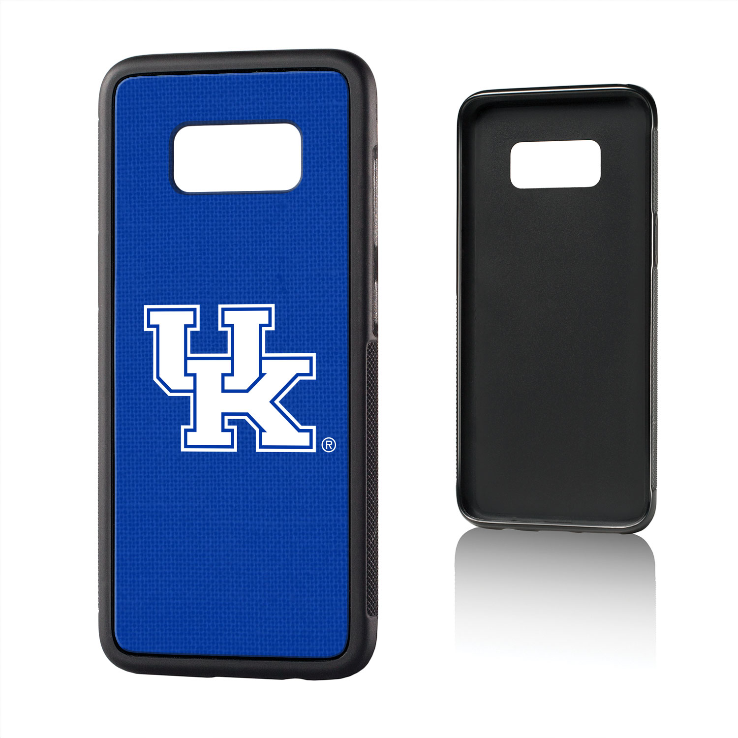 UK Kentucky Wildcats Solid Bump Case for Galaxy S8