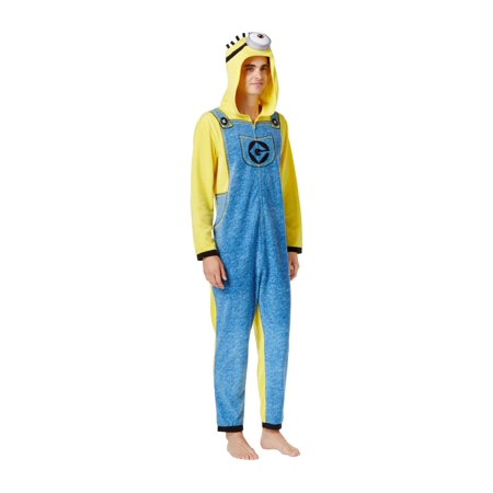 Briefly Stated Mens Minions Complete Costume
