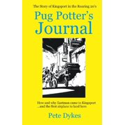 Pug Potter's Journal - eBook