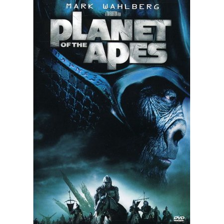 Planet Of The Apes (DVD)