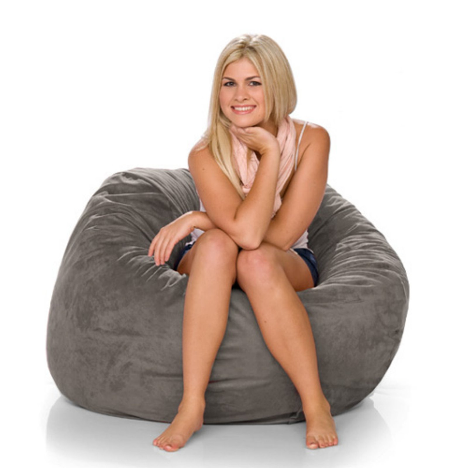 Jaxx Classic Saxx Bean Bag Chair