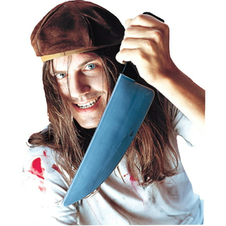 Paper Magic Classic Horror Knife with Sound Adult Halloween Accessory - Halloween Horror Sounds Effects