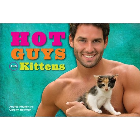 Hot Guy Nurse (Hot Guys and Kittens)