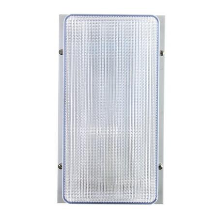 Vandal Resistant Lights (Enertron 7313EX-L Indoor/Outdoor CFL Flourescent Vandal Resistant Flood Light)