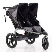 BOB ST1043  Revolution SE Duallie Stroller - Black