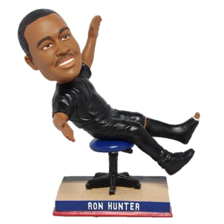 Ron Hunter Georgia State Panthers Exclusive Bobblehead (Limited Edition of 2,016)