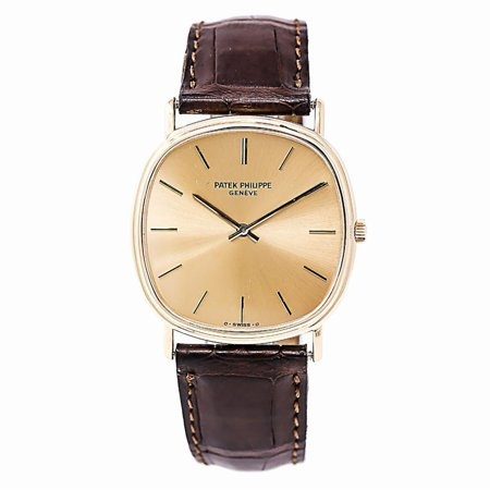 Pre-Owned Patek Philippe Geneve 750 3544 Gold Watch (Certified Authentic & Warranty)