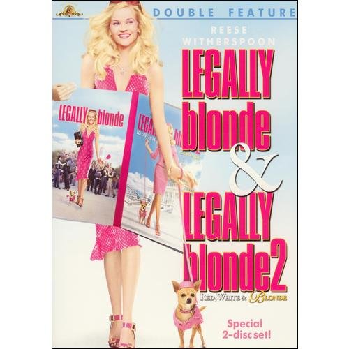 Legally Blonde / Legally Blonde 2: Red, White & Blonde