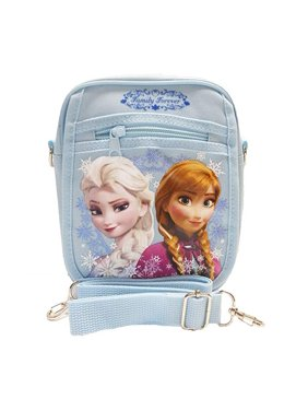Disney Frozen Light Blue Medium Shoulder Bag