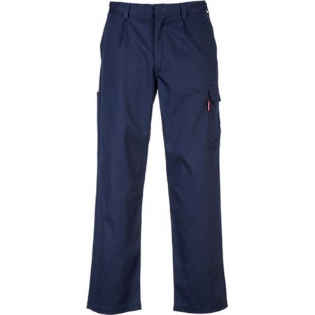 Portwest BZ31 BizWeld Cargo Pants, Navy T, 4XL