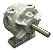 GAST 1550-V136B Vacuum Pump,Rotary Vane,3/4 HP