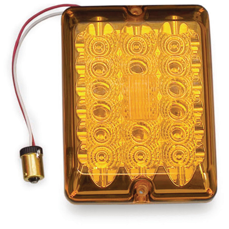 Bargman 42-84-412 Turn Light #84 LED Upgrade Module - Amber