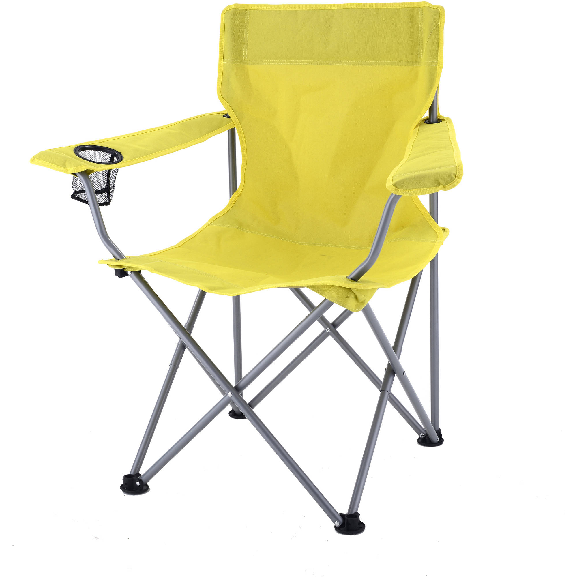 Ozark Trail Deluxe Folding Camping Arm Chair   Walmart.com