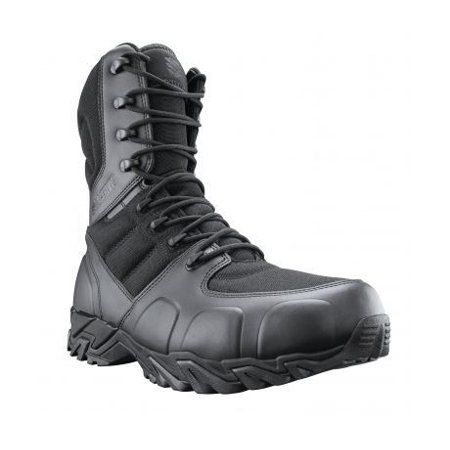 BlackHawk Street Side Zip Boot, Black, 7 Medium,
