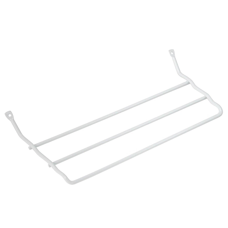 Sunbeam 3 Arm Towel Rack Wall Or Cabinet Mounted Bars