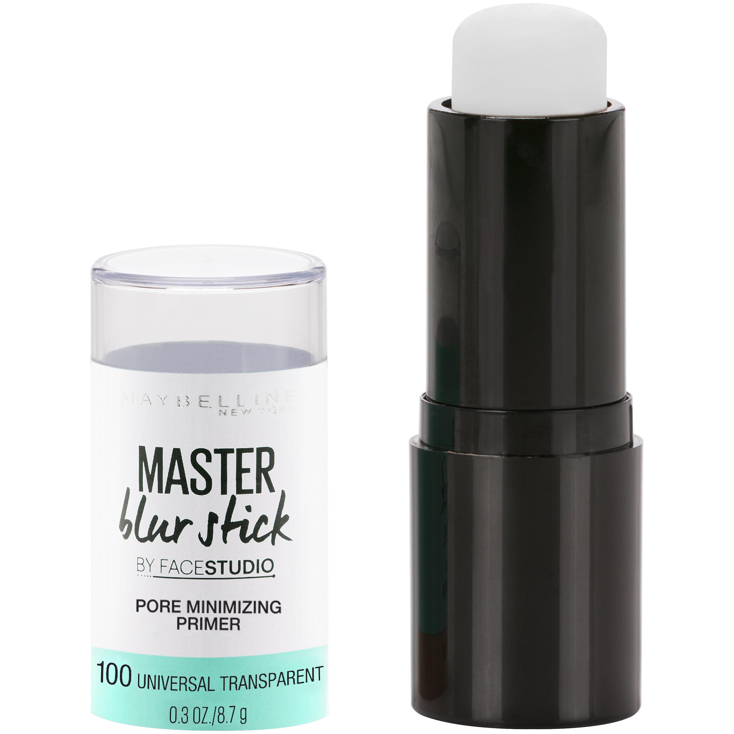 Maybelline Facestudio Master Blur Stick Primer, Universal Transparent