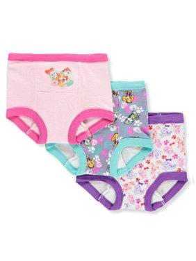 Paw Patrol Training Pants, 3 Pack (Toddler Girls)