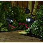 Bcp Solar Lights Spotlight Outdoor Landscape Lighting