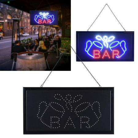 Ejoyous Super Bright Led Bar Sign Board Pub Club Display Light Lamp for Shop Fronts/Windows,  LED billboards , Pub Led Display - image 7 de 7