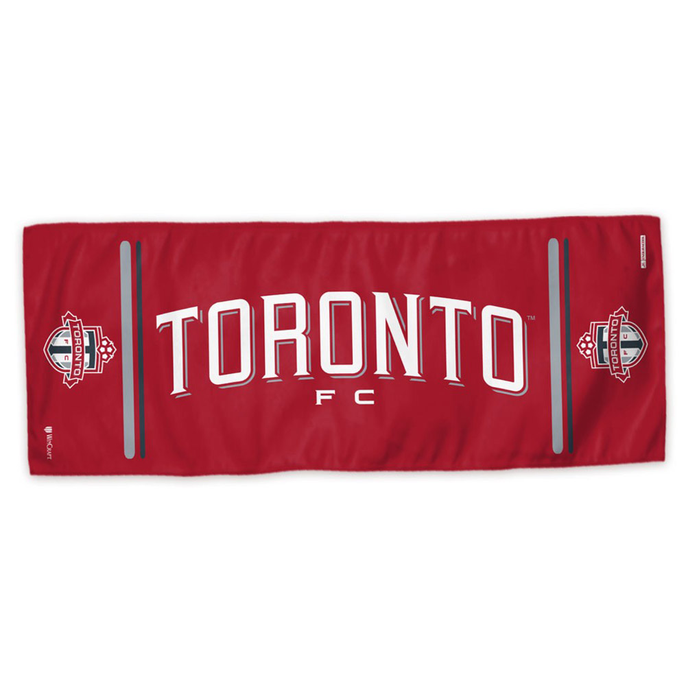 "Toronto FC WinCraft 12"" x 30"" Enduracool Cooling Towel - No Size"