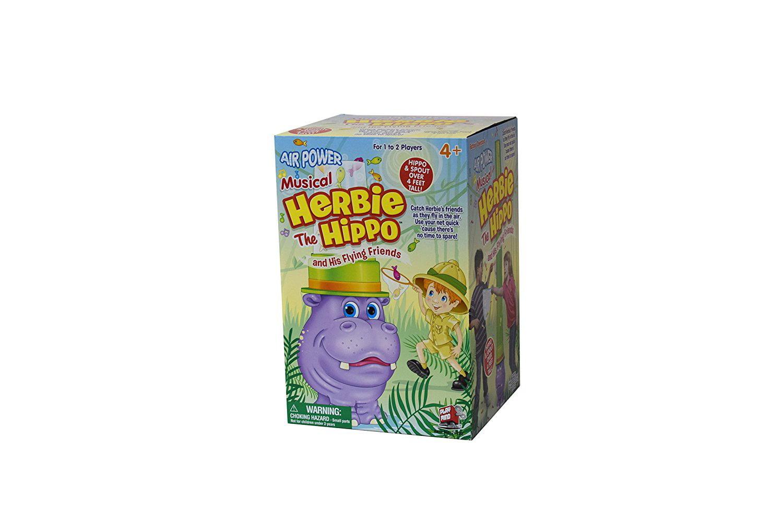 Playmind Musical Herbie the Hippo - Walmart.com