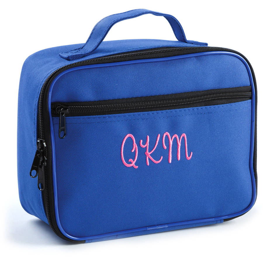 Personalized Lunch Box Available In Multiple Colors