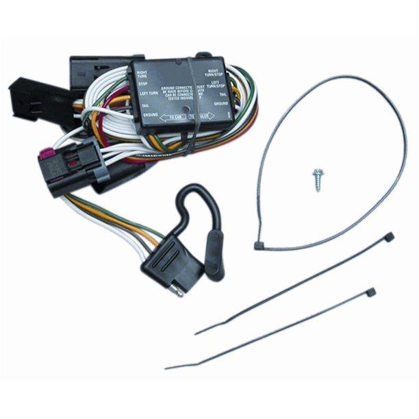 dodge durango trailer wiring diagram vehicle to trailer wiring wire harness lights connector 98 03  trailer wiring wire harness lights