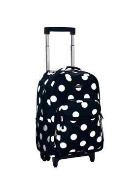 Rockland Luggage 17 Rolling Backpack