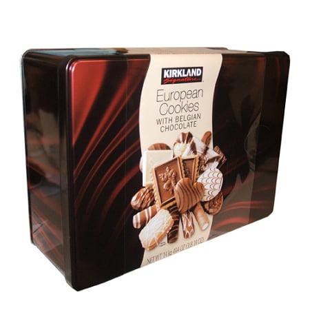Kirkland European Cookie Assortment  3 1 Pounds