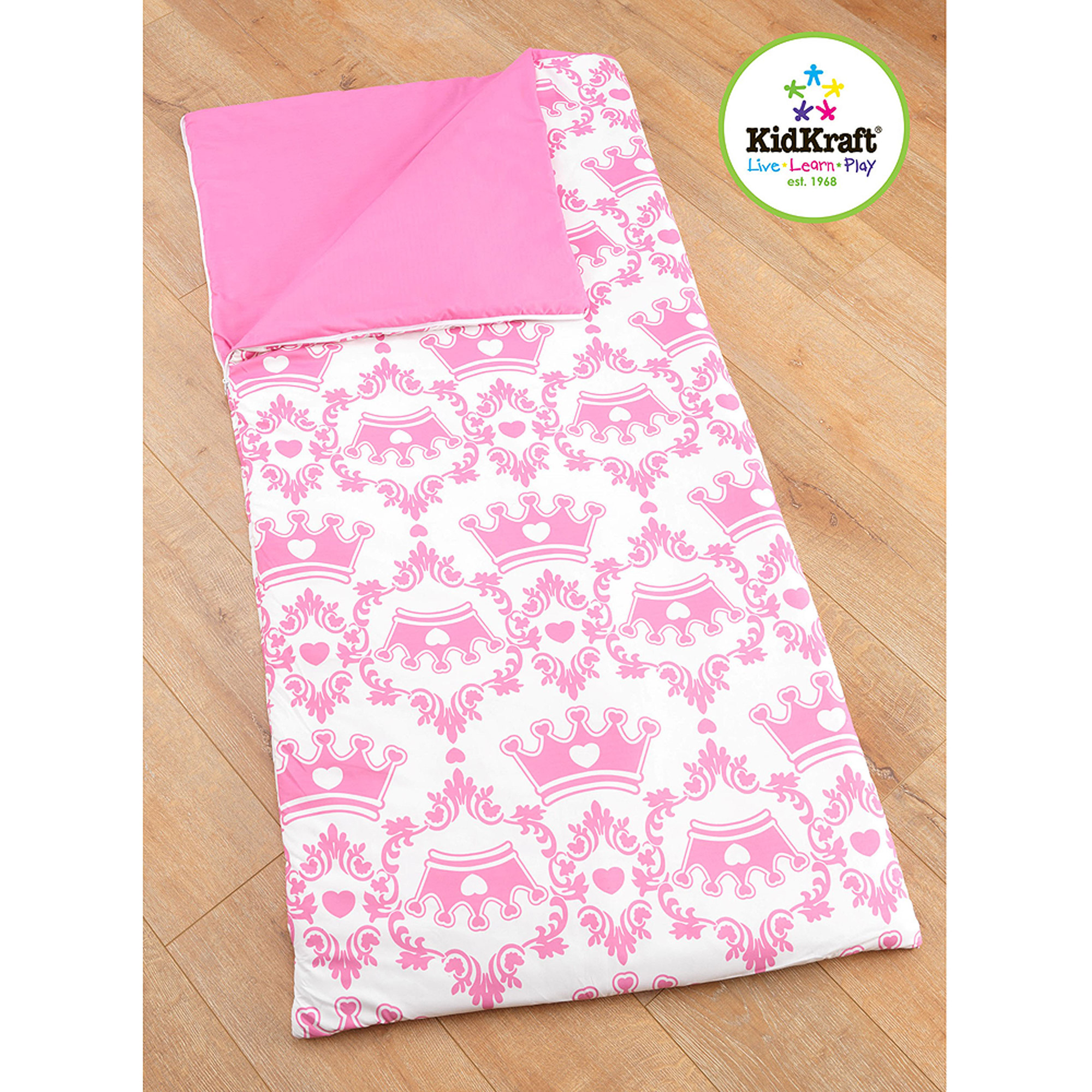 KidKraft Sleeping Bag - Princess